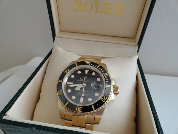 What's your take on Gold Rolex Replicas
