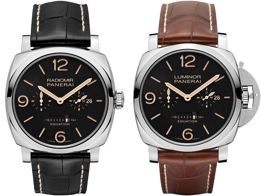 Two New Panerai Equation Of Time Special Edition Watches For SIHH 2015 Watch Releases