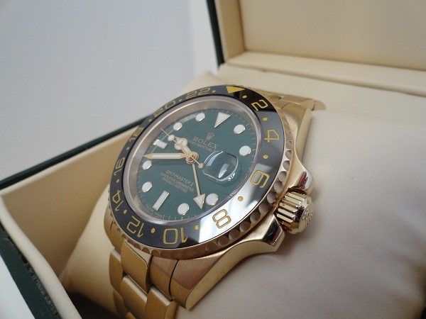 Fake GMT Master II In The Box