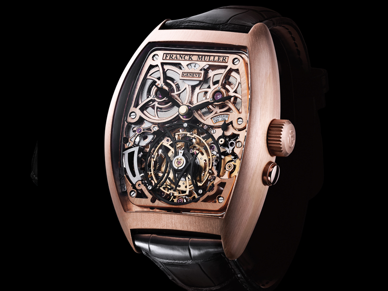How Software Helps Design Complicated Watches Like The Franck Muller Dreams Watch Replica Giga Tourbillon Feature Articles